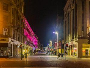 Onward 48 Glasgow at Night