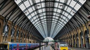 York 04 - St Pancras Train Station