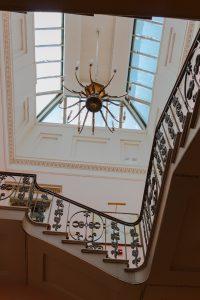 York 08 - Grrange Hotel Staircase