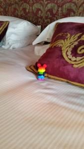 York 11 - Mickey at Grange Hotel