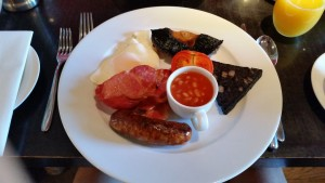 York 15 - Grange Hotel Full English Breakfast