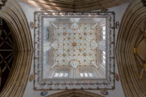 York 24 - Minster Ceiling