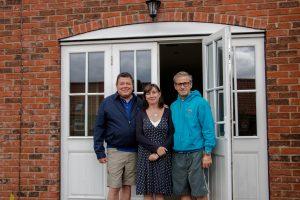 York 96 - Kate, Bill, Kevin