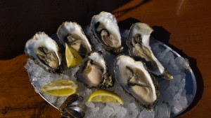 Food, Oban, Oysters, seafood