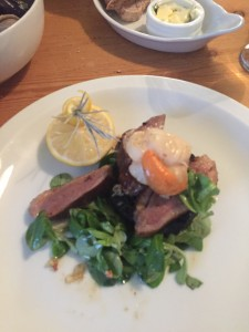 OOTB 04 Seared Duck Breast with Dived Scallop