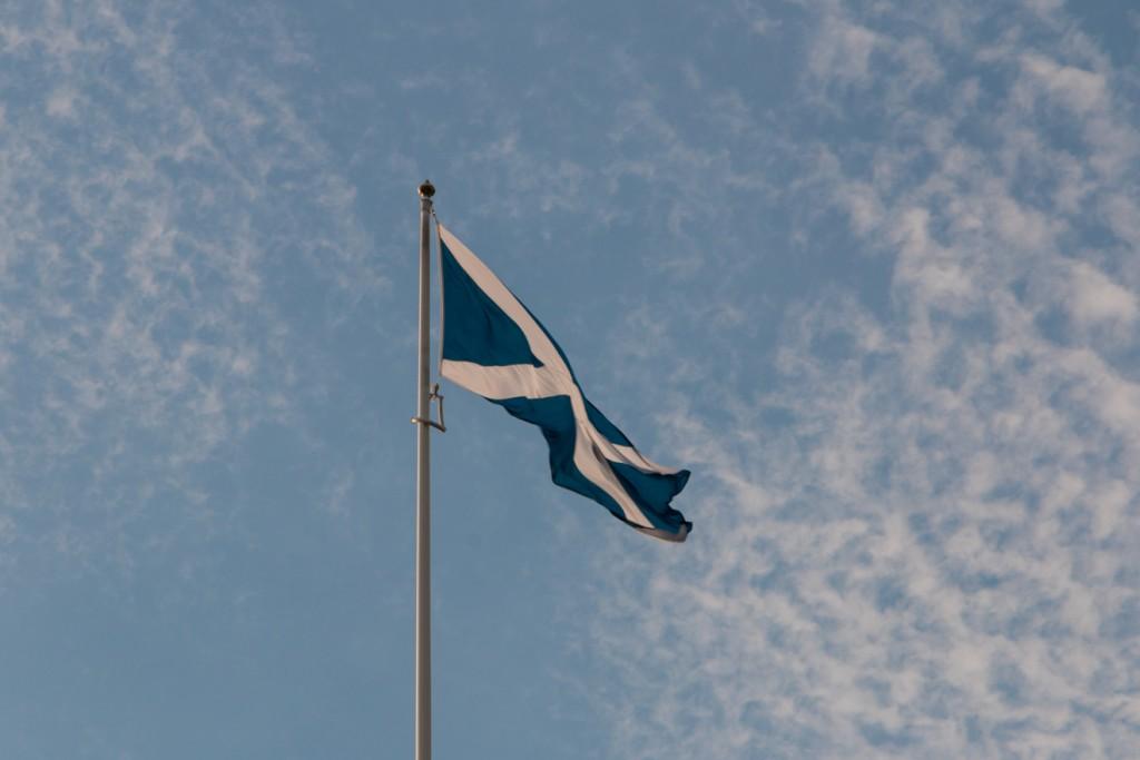 Flag of Scotland - St Andrew's Cross