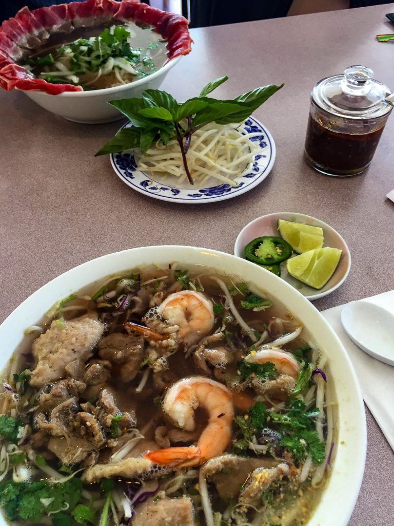 Food, North America, Pho, Pho Hai Yen, Seattle, USA, Washington