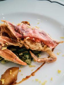 Food, La Sirena, New York, North America, Restaurants, USA
