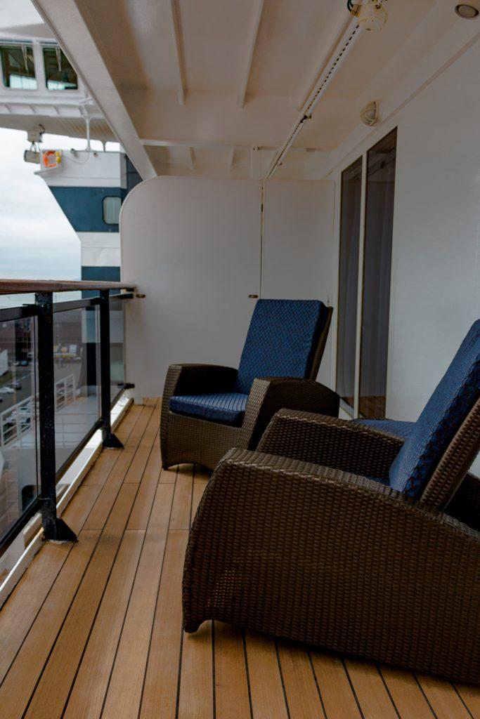 Cunard, QM2, QM2 Remastered, Queens Grill Suite