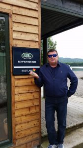 DPF, Land Rover Experience