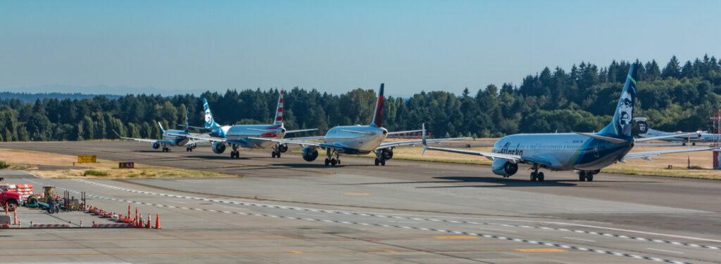 Airplanes, Airports, Planes, Seatac, VIrgin Atlantic