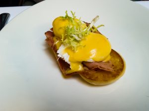 Dublin, Eggs Benedict, Europe, Food, Hotels, Ireland, The Merchant