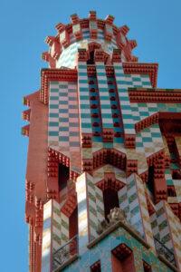 Barcelona, Casa Vicens, Europe, Spain