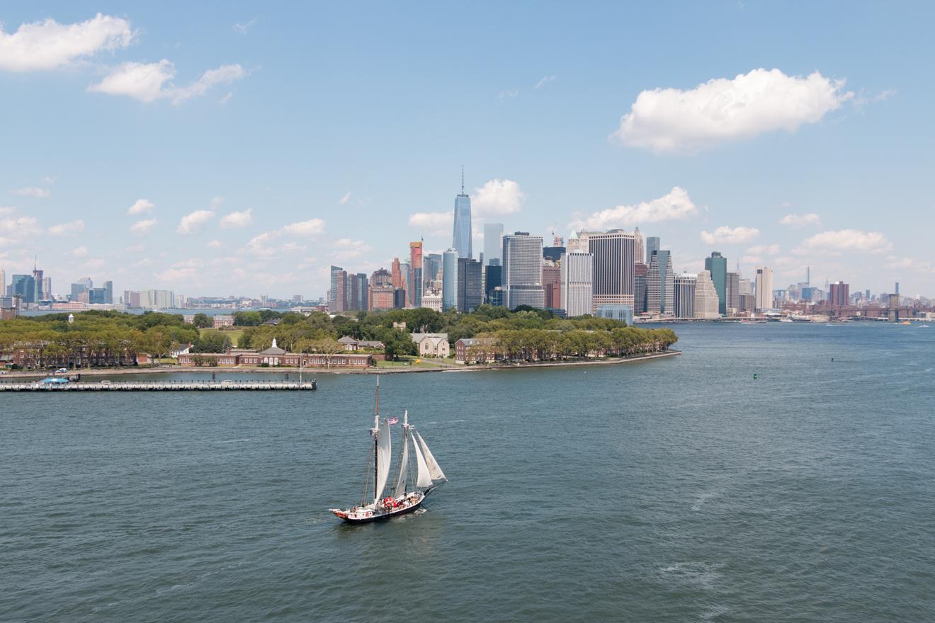 Day 04 - 26 Manhattan and Sailboat