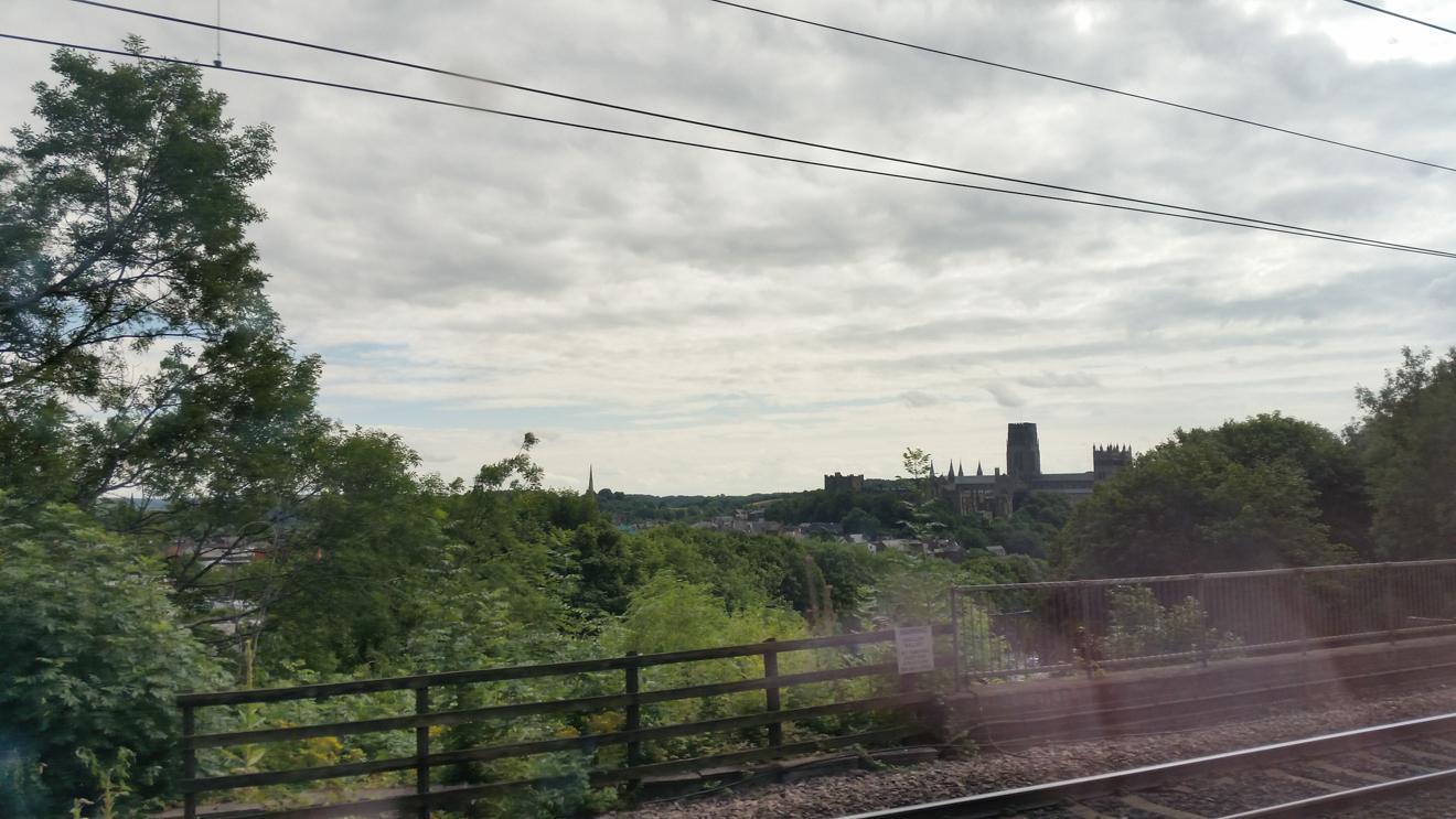 Onward 16 Train to Glasgow