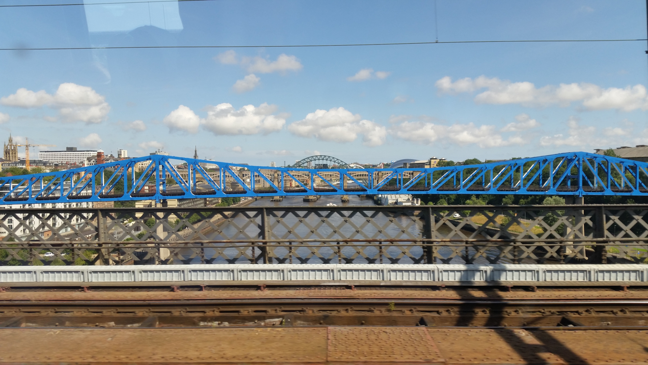 Onward 17 Train to Glasgow