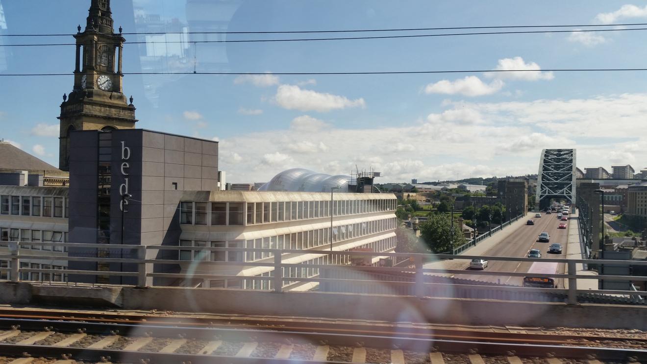 Onward 18 Train to Glasgow