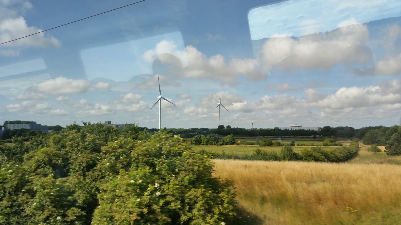 Onward 19 Train to Glasgow