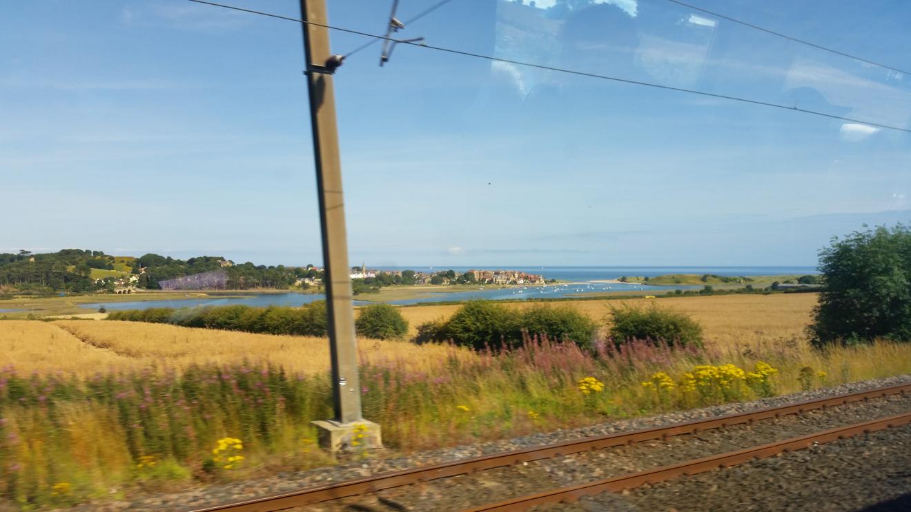 Onward 20 Train to Glasgow