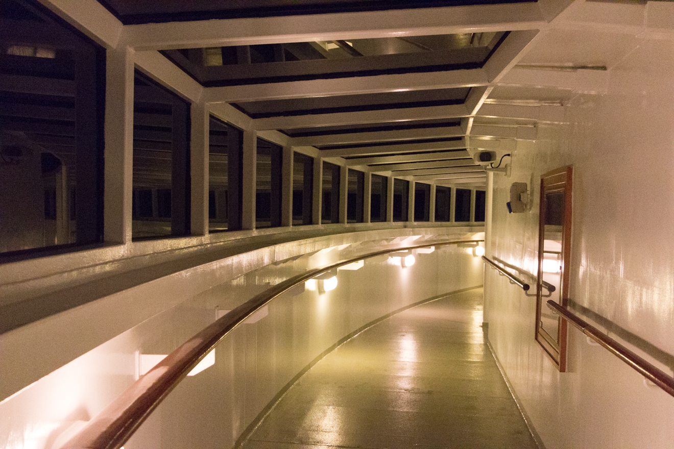 QM2 - Night Lookout