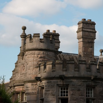 Elgin, Mansion House