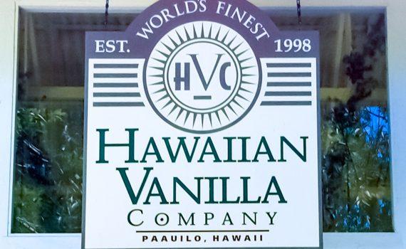 Hawaii, Hawaiian Vanilla Co, North America, USA, Vanilla