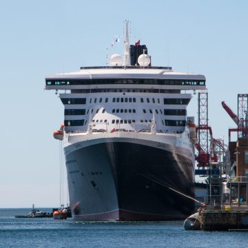 Canada, Halifax, North America, Nova Scotia, QM2,Cunard,Queen Mary 2