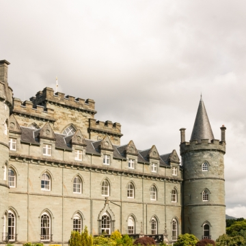 DPF, Europe, Inveraray, Inveraray Castle, Scotland, UK