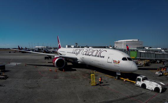 Airplanes, Airports, Planes, Seatac, Sky Club, VIrgin Atlantic