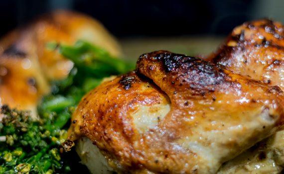 Chicken, Ina Garten, Million Dollar Chicken, The Standard Grill