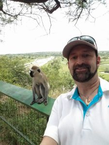 Africa, Animals, Bird Nests, Monkey, Selfie, Tanzania, Tarangire