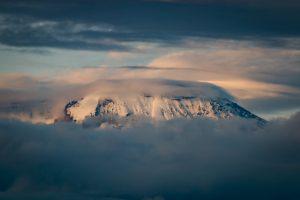 Africa, Mt Kilimanjaro, Tanzania