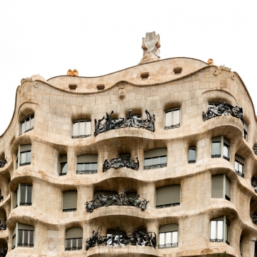 Architecture, Barcelona, Buildings, Europe, Modernism, Spain