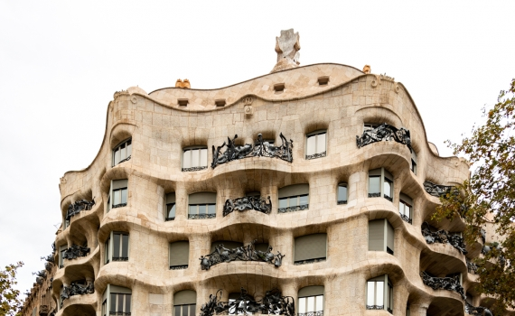 Architecture, Barcelona, Buildings, Europe, Modernism, Spain