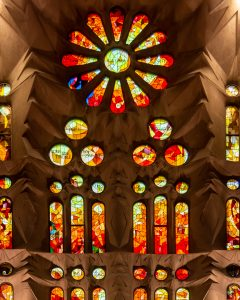 Architecture, Barcelona, Buildings, Europe, Modernism, Sagrada Familia, Spain, puzzle