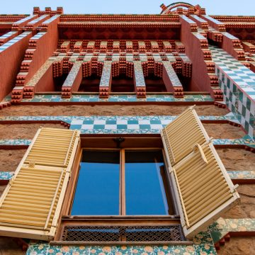 Barcelona, Casa Vicens, Europe, Spain