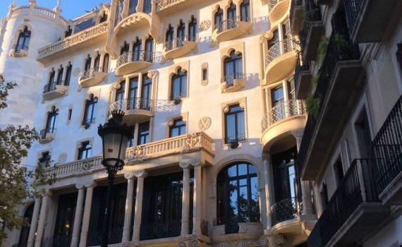 Barcelona, Europe, Hotel Casa Fuster, Spain