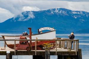 Alaska, icy Strait Point